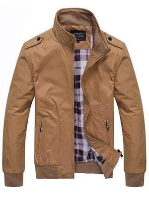 Buat Jaket dengan desain sendiri